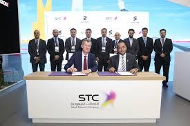 شركة الاتصالات السعودية STC