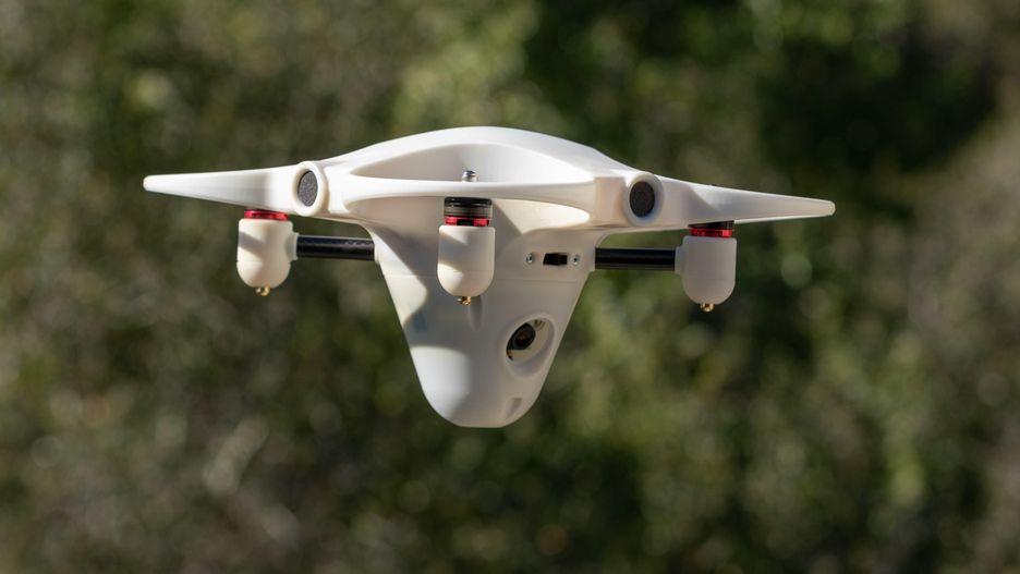 طائرة بدون طيار لحماية المنازل