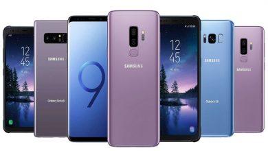"""Photo of """"سامسونج"""" تحتل المرتبة الأولى عالميًا  في مبيعات الهواتف خلال 2018"""