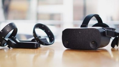 "Photo of إتش بي تكشف النقاب عن نظارة الواقع الافتراضي ""Reverb"""