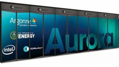 Photo of إنتل : حاسب Aurora العملاق يجري مليار مليار عملية حسابية في الثانية الواحدة