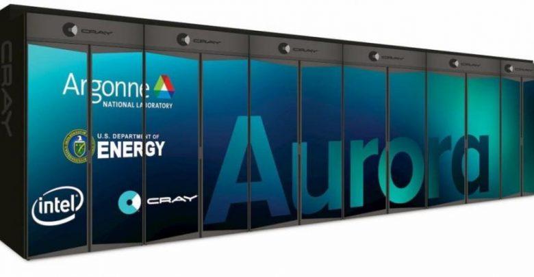 إنتل : حاسب Aurora العملاق يجري مليار مليار عملية حسابية في الثانية الواحدة