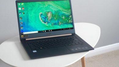 الحاسب المحمول 5 Swift الأخف وزنًا في العالم بشاشة 15 إنش يصل الإمارات