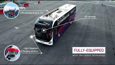 Photo of سنغافورة ستقوم بإختبار حافلات Volvo الكبيرة الذاتية القيادة