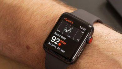 ساعة آبل قادرة على الكشف المبكر عن أمراض القلب وذلك وفق دراسة