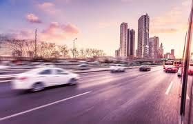 سيارة ذاتية القيادة داعمة لشبكات 5G