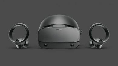 Photo of فيسبوك تكشف عن نظارة الواقع الافتراضي Rift S
