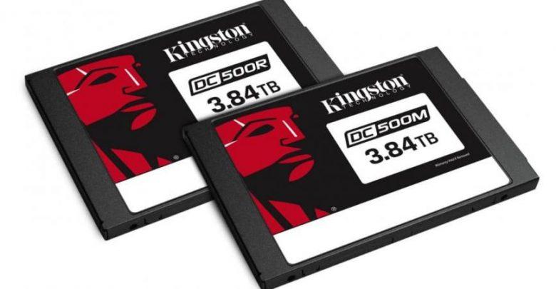كينغستون تطرح مجموعة أقراصها الجديدة DC500 Series