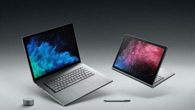 Photo of Surface Book 2 قد يحصل على نسخة مُحَسنة تضم معالج رباعي النوى في المستقبل القريب