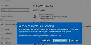 مايكروسوفت تحل مشكلة التحديثات الضارة بإزالتها تلقائيًا من ويندوز