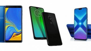 أبرز 6 هواتف أندرويد بسعر أقل من 300 دولار في عام 2019