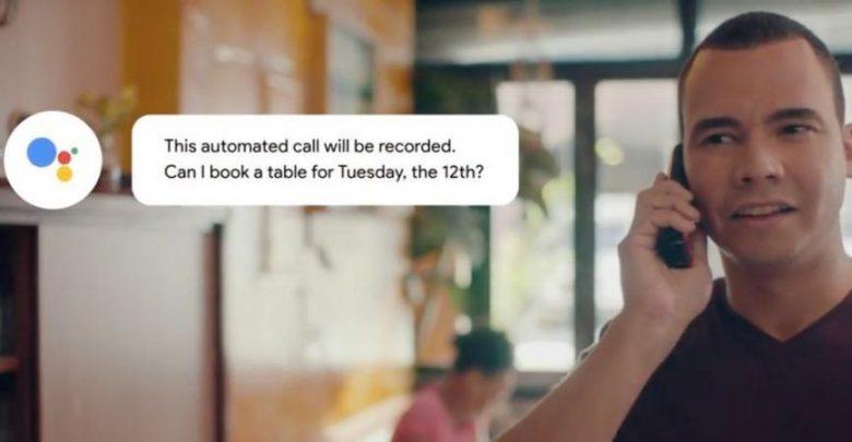 جوجل تبدأ إطلاق ميزة الحجوزات الذكية Duplex لجميع أجهزة…