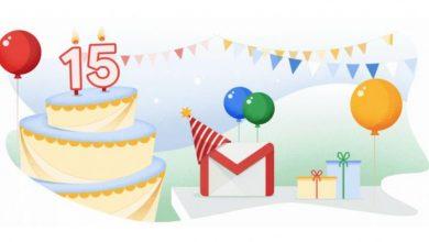 """Photo of """" جوجل"""" تحتفل بمرور 15 عامًا على إطلاق جيميل بإضافة ميزة """"جدولة الإرسال"""""""