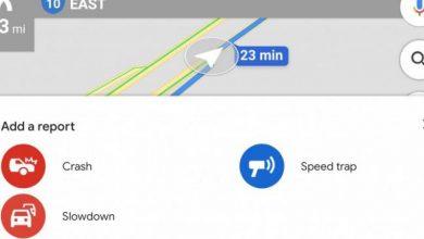 "Photo of "" جوجل ""تضيف ميزة الإبلاغ عن تباطؤ حركة المرور"