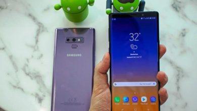 Photo of سامسونج تطور جهاز Galaxy Note 10 أصغر وذلك وفقا لتقرير