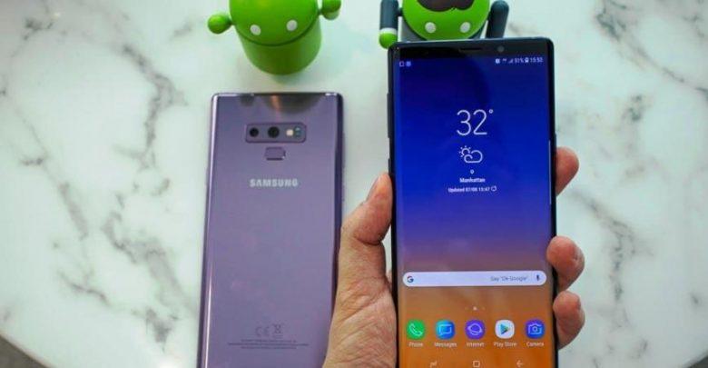 سامسونج تطور جهاز Galaxy Note 10 أصغر وذلك وفقا لتقرير