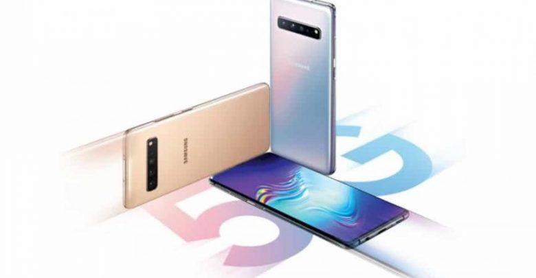 سامسونج تعلن عن موعد طرح هاتف الجيل الخامس Galaxy S10 5G