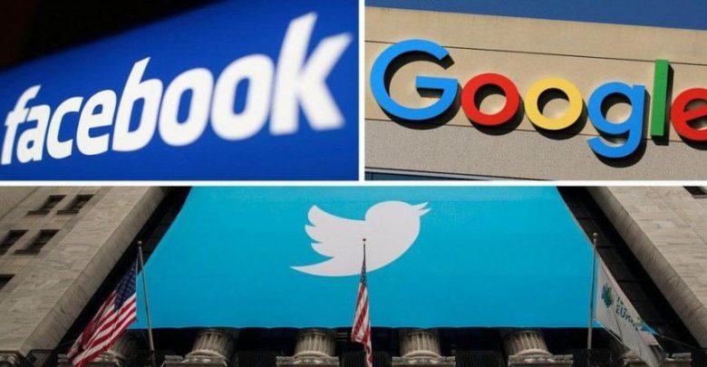 فيسبوك وتويتر وجوجل تدلي بشهاداتها أمام لجنة مجلس الشيوخ