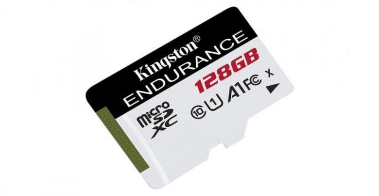كينغستون ديجيتال تطرح بطاقات ذاكرة microSD فائقة التحمل