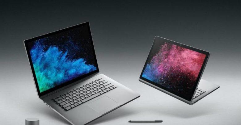 مايكروسوفت تطلق نسخة محدثة من Surface Book 2 مع أحدث معالجات إنتل