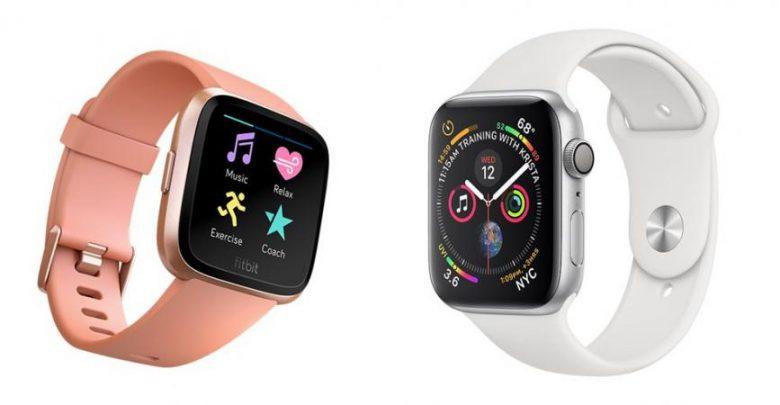 مقارنة شاملة بين ساعتي Apple Watch وFitbit Versa