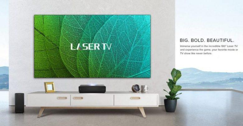 هايسنس تطرح تلفزيون 4K UHD بتقنية الليزر في الإمارات