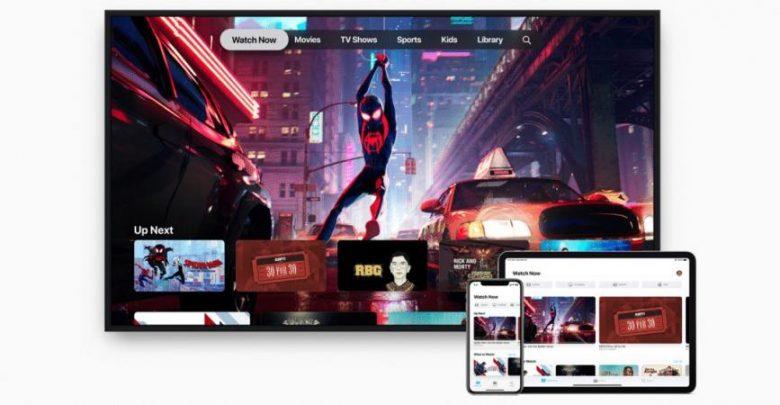 """آبل تعلن إطلاق النسخة الجديدة كليًا من تطبيق """"Apple TV"""""""