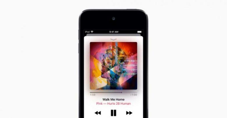 أخيراً وبعد 5 سنوات .. ابل تعلن عن الجيل السابع من iPod touch