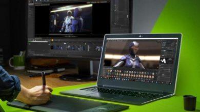 "Photo of "" إنفيديا"" تعلن عن ""حواسيب Studio ""لمنافسة ""MacBook Pro"""