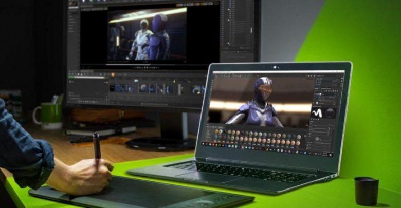 """"""" إنفيديا"""" تعلن عن """"حواسيب Studio """"لمنافسة """"MacBook Pro"""""""