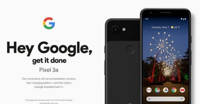تسريبات: مواصفات هواتف جوجل Pixel 3a و 3a XL