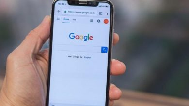 تصميم جديد لمحرك البحث Google على الأجهزة المحمولة