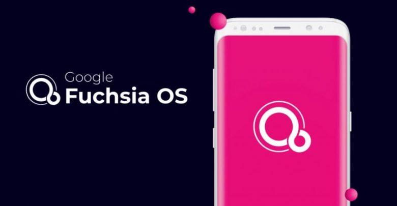 """""""جوجل """" تكشف عن التفاصيل الرئيسية لنظام Fuchsia OS"""