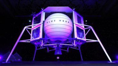 Photo of المليارديرجيف بيزوس يكشف عن مركبة الهبوط على القمر