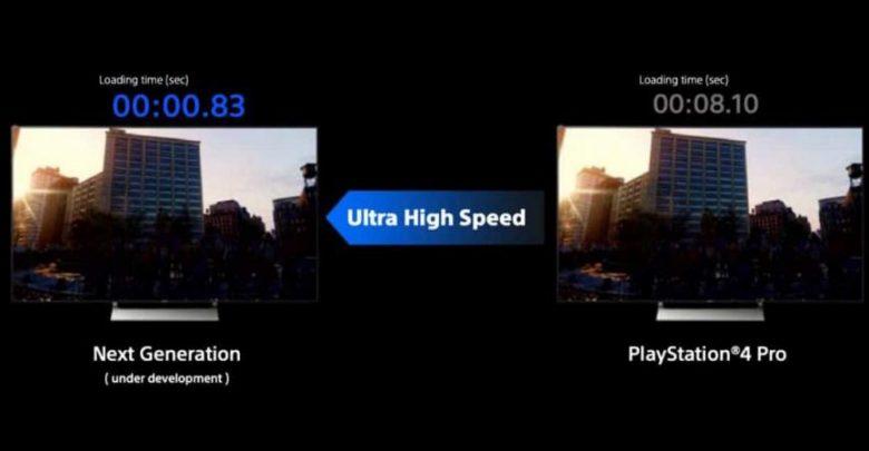 """""""سوني"""" توضح مدى سرعة تحميل الألعاب على PS5"""