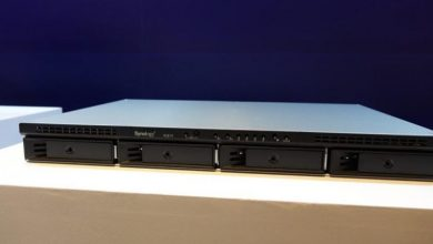 Photo of سينولوجي تطلق حلول التخزين RackStation RS819