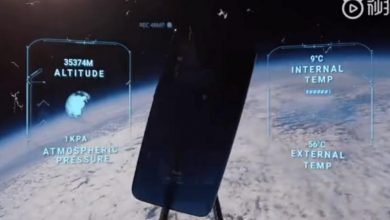 "Photo of شاومي تطلق ""Redmi Note 7"" إلى الفضاء ليلتقط صورًا ويرجع سليمًا"