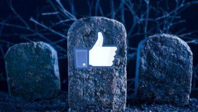 Photo of فيسبوك تتحول إلى مقبرة جماعية بحلول 2100 وذلك وفقا لدرسة