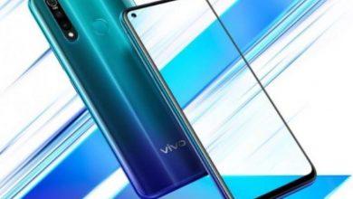 """شركة فيفو تعلن عن """"vivo Z5x"""" مع كاميرا ضمن الشاشة وسعر منخفض"""