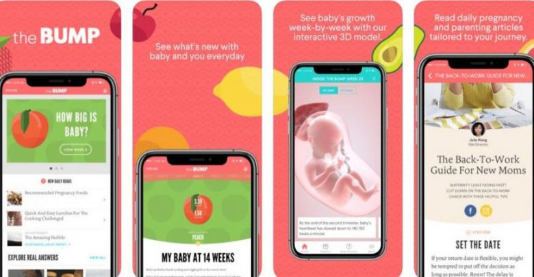 للحامل.. 7 تطبيقات مهمة على هاتفك الذكي