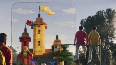 Photo of مايكروسوفت تطور لعبة Minecraft Earth بتقنية الواقع المعزز