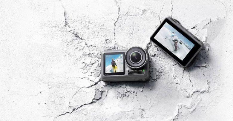 DJI تكشف عن كاميرا الأكشن الجديدة DJI Osmo Action Camera لمنافسة GoPro