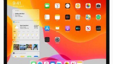 "Photo of نظام ""iPadOS ""الجديد يقدم تجارب فريدة مصممة لجهاز iPad"