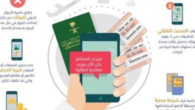 هيئة الاتصالات تقدم عدة نصائح للمسافرين عند استخدام خدمة التجوال الدولي