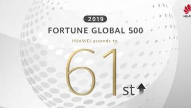 Photo of Huawei تتقدم 11 مركزاً على قائمة فورتشن 500