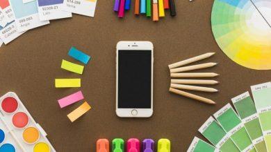 5 تطبيقات مهمة للمصممين والرسامين