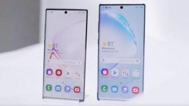 Photo of أبرز 5 ميزات جديدة في هواتف سامسونج Galaxy Note 10