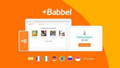 Photo of صفقة اليوم.. الاشتراك مدى الحياة في تطبيق Babbel لتعلم اللغات