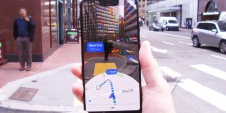 خرائط جوجل تضيف خيارات جديدة لرحلات الترانزيت..