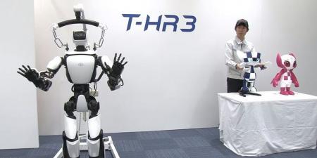 """روبوتات تويوتا ترتقي بتجربة الأفراد خلال دورة """"الألعاب الأولمبية والبارالمبية طوكيو 2020"""""""